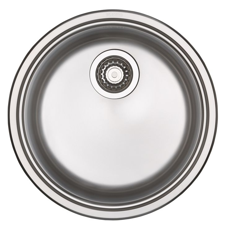 Find Blanco 45cm Large Round Single Inset Sink at Bunnings Warehouse ...