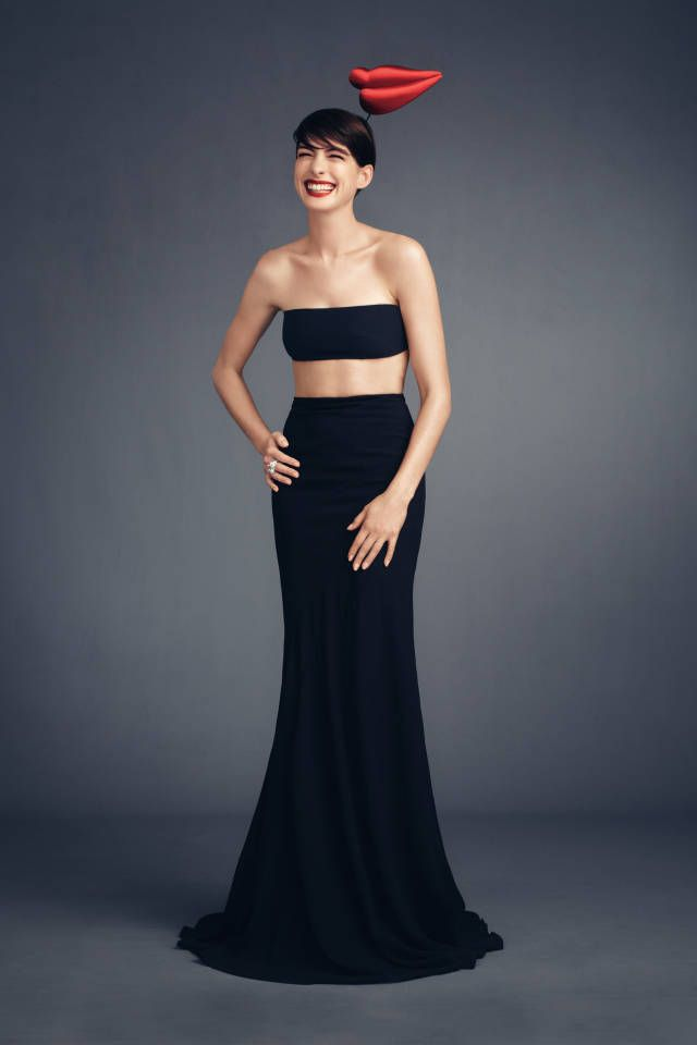 Anne Hathaway Responds to Her Critics - Anne Hathaway on Her Oscar Win and New Movies - Harper's BAZAAR Magazine