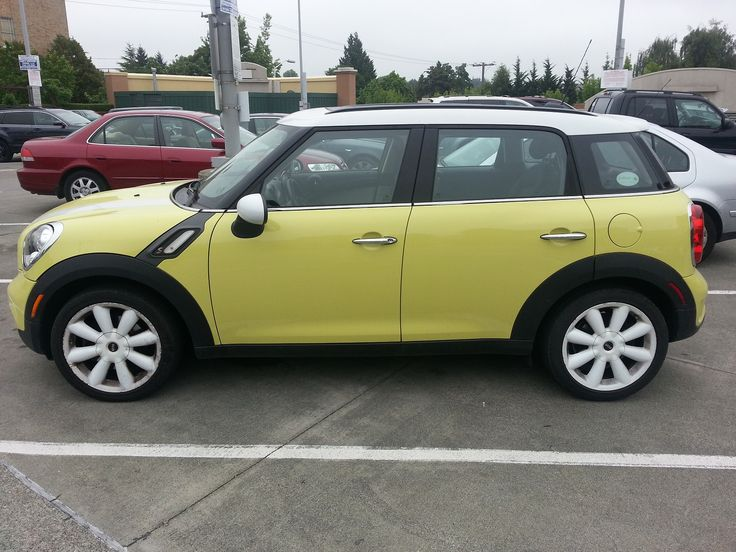 4 door Mini Cooper - :) & Best 25+ Mini cooper 4 door ideas on Pinterest | Used mini ... Pezcame.Com