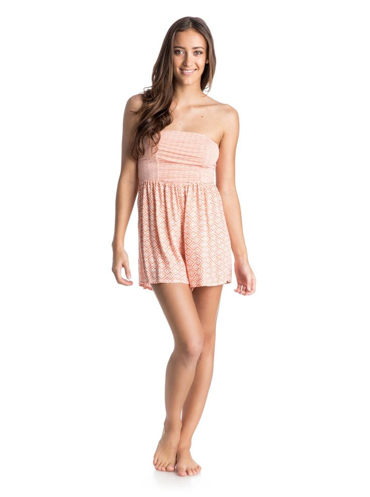 Roxy Such Great Heights Romper, Melon