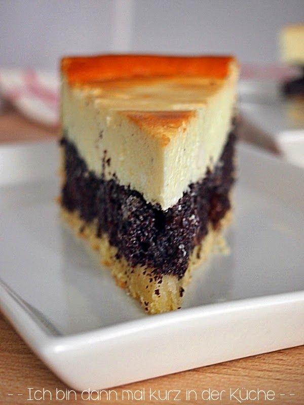 Die LISA Küchenflüsterin über die süßen Seiten des Lebens: Mohn-Quark-Kuchen