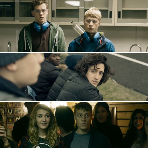 Bande-Annonce – Le nouveau film de 1:54 de Yan England mettant en vedette Antoine Olivier Pilon et Sophie Nelisse s'annonce VRAIMENT…