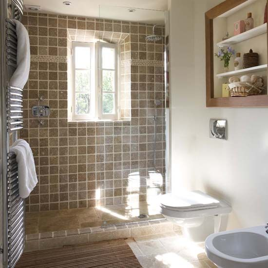 Shower room ideas to inspire you | Ideal Home