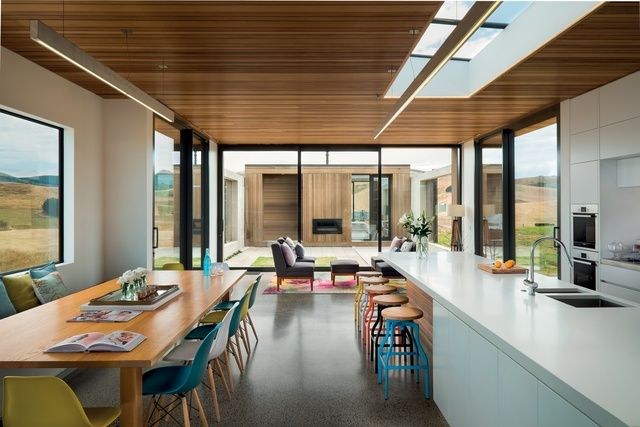 Rural living: Sliding House | Architecture Now