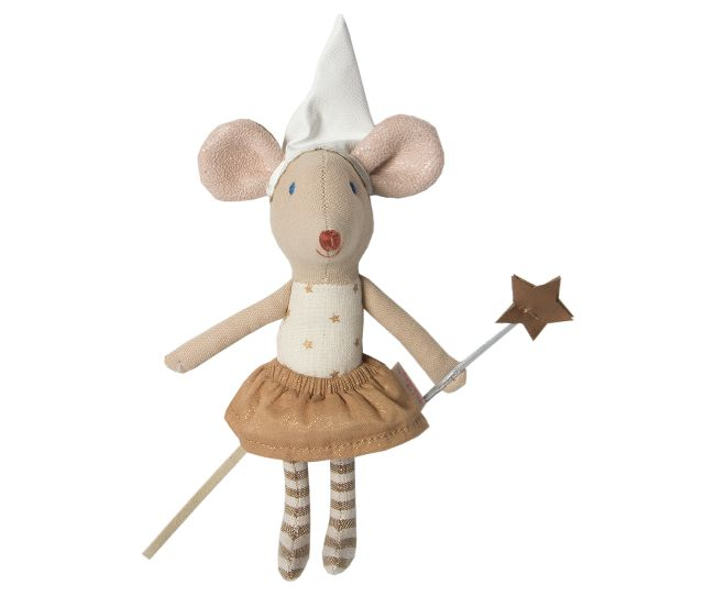 Tooth Fairy  Mouse in Box, Girl