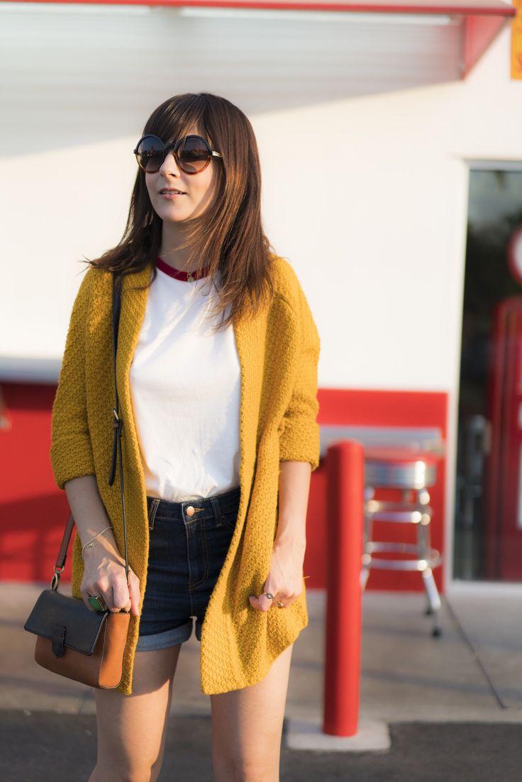 Look casual para a meia estação | Danielle Noce