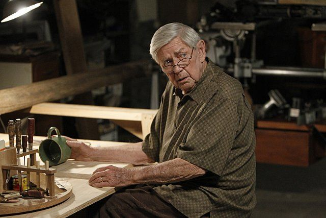 Ralph Waite, RIP......This makes me so sad.//I almost cried when I found out he passed...RIP, Raph Waite...