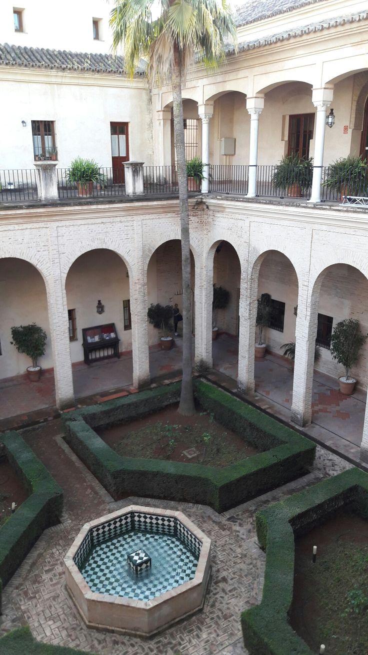 Sevilla. Palacio Marqueses de la Algaba.