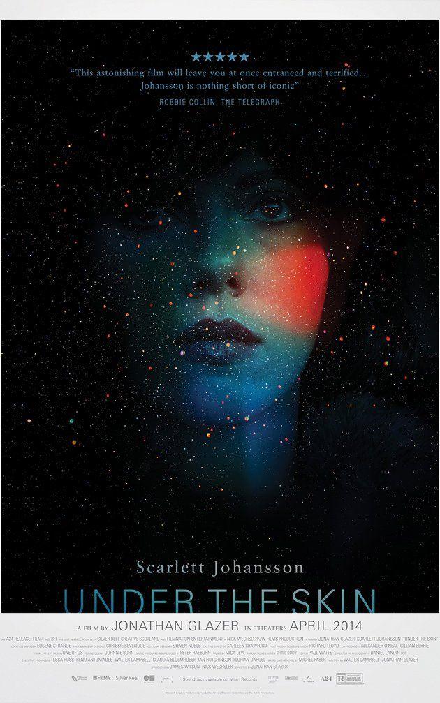 Under the Skin (2013) starring Scarlett Johansson opens Friday 4/18 @SundanceMadison.