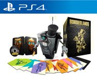 [GameStop] Borderlands: The Handsome Collection Gentleman Claptrap-in-a-Box ($120) Save $280