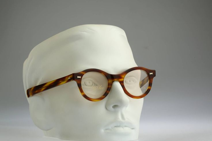 Roy Tower Of London Hand Made in Italy Mod Old time 6 Col 2224 / Vintage eyeglasses & Sunglasses / NOS / 90s Rare by CarettaVintage on Etsy