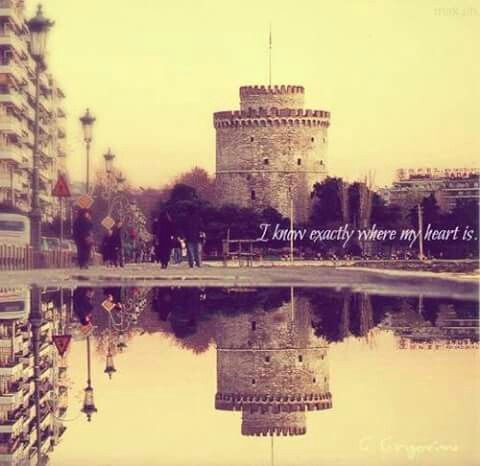 I know exactly where my heart is