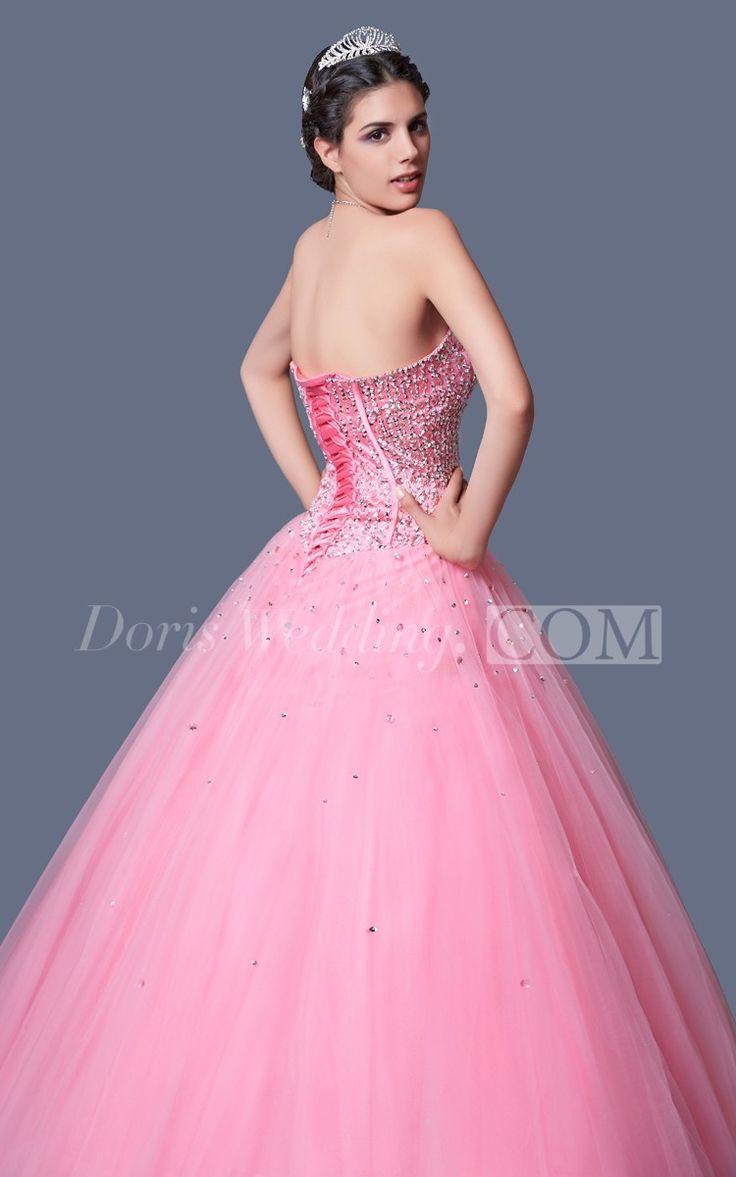 122 mejores imágenes de Dorris Wedding en Quinceanera Dresses en ...