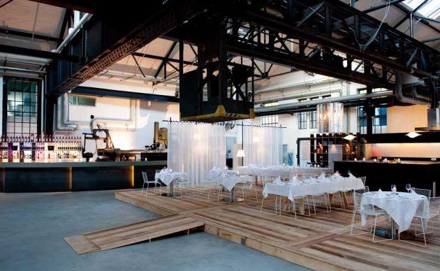 Restaurant Halle 6 - Hochzeitslocation in Thun #Brunch