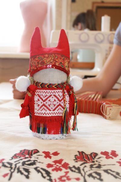Детская выставка «Народная кукла в творчестве детей» прошедшая с 22 марта по 15 апреля