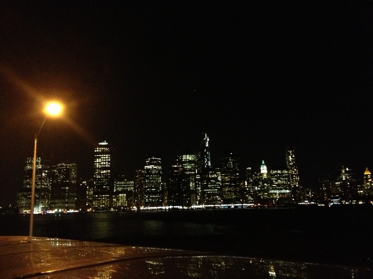 NYC from Brooklyn