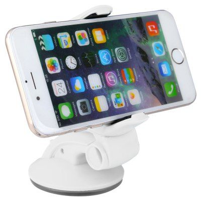 Universal Rotatable Car Holder Phone Stand Bracket Suction Cup #shoes, #jewelry, #women, #men, #hats, #watches, #belts