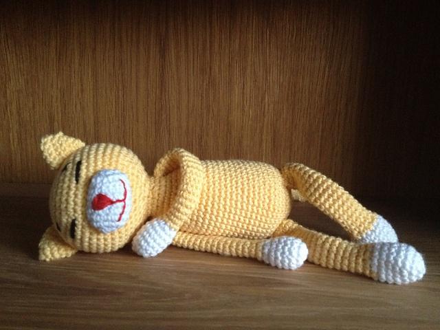 Free Amigurumi Cat : 80 best crochet cat patterns images on pinterest crochet animals