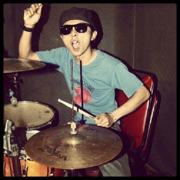 Live perform on ATRIUM Plaza Jakarta