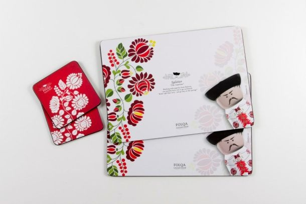 Folqa Collection – Authentic Hungarian Gift Brand. Photo by Folqa.