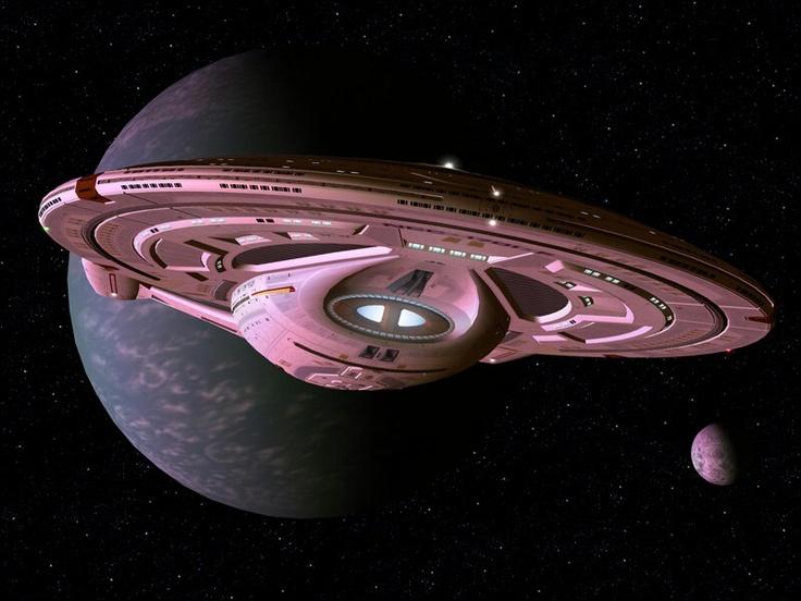 Challenger class enterprise starships pinterest for Wohnung star trek design