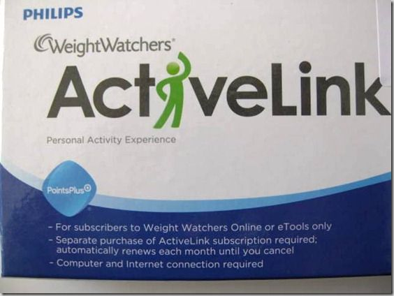 Weight Watchers Active Link Details!