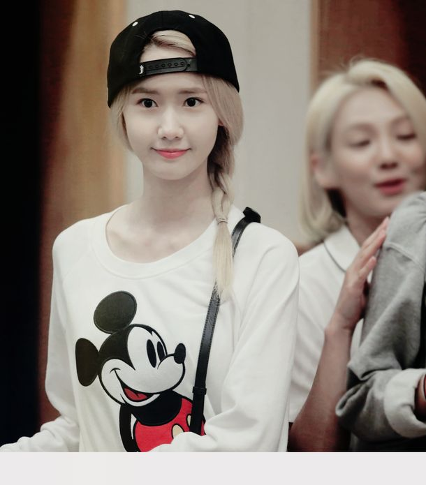 black, braid, clothes, cool, disney, fashion, girls generation, hair, hyoyeon, idol, im yoona, jessica, kpop, micky mouse, outfit, seohyun, snsd, sooyoung, style, sunny, taeyeon, tiffany, yoona, yuri, Micky