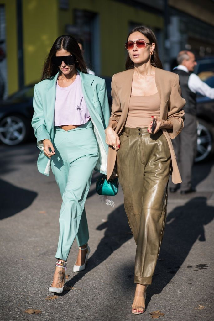 6e5ce7facc7 40 amazing street styles fashion inspiration you will see this year - WB