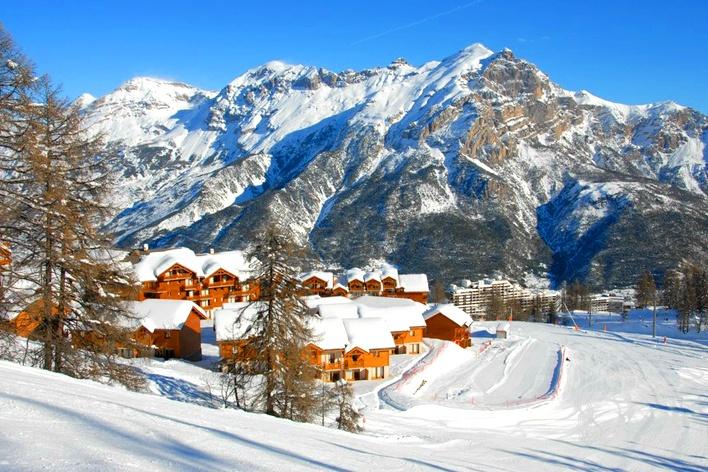 Alpy Francuskie: 10 dni białego szaleństwa w Puy Saint Vincent z biurem Student Travel