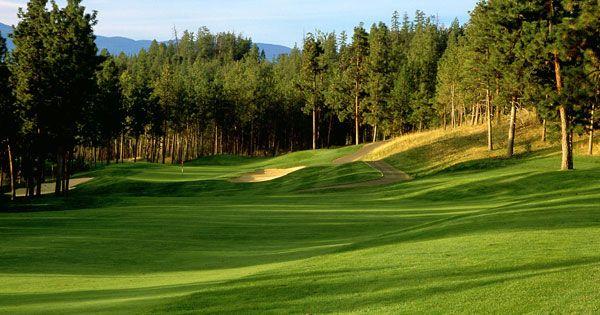 Okanagan Golf Club - The Quail - Kelowna, BC