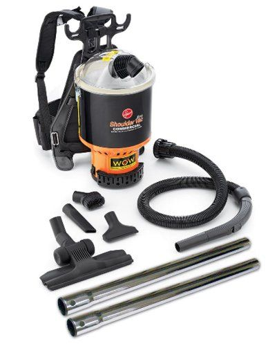 Hoover Commercial C2401 Shoulder Vac Pro Backpack Vacuum with 1-1/2-Inch Attachment Kit //Price: $209.00 & FREE Shipping //     #hashtag3