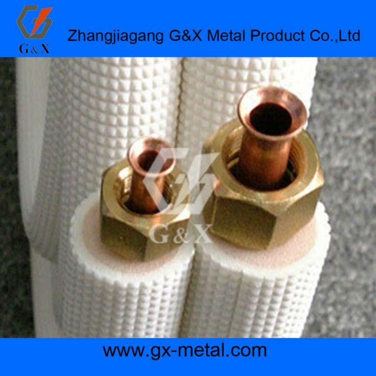 conditioner insulated copper tube , hot sale square copper tube , hot sale air conditioner copper pipe size