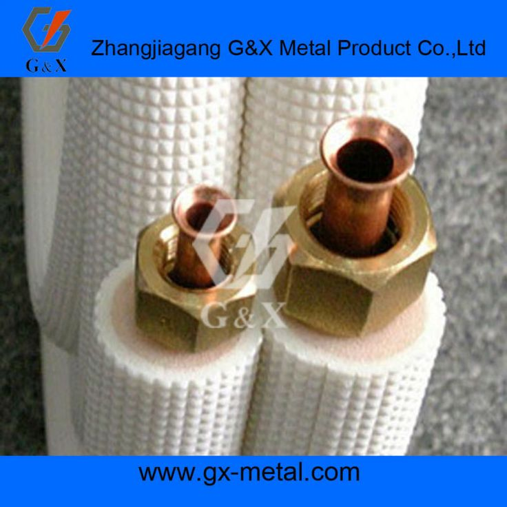 conditioner insulated copper tube , hot sale square copper tube , hot sale air conditioner copper pipe size