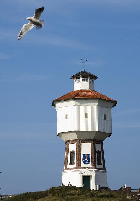 Wasserturm Langeoog  Unsere Hotels auf Langeoog: http://goo.gl/yEB0Fd