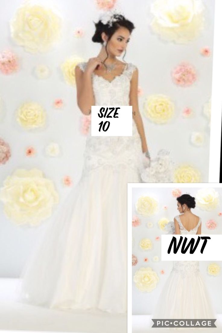 Popular So MANY BEAUTIFUL Wedding Gowns in stock at discounted prices This one is New With Tags Size u only Designer Consigner Boutique S