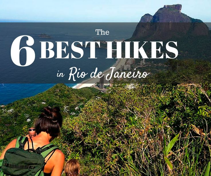 Travel Tips l The 6 Best Hike in Rio de Janeiro, Brazil l @tbproject