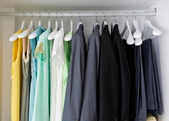 Best 25+ Color Coded Closet Ideas On Pinterest | Mix Clothing, Color  Matching Clothes And Matching Colors