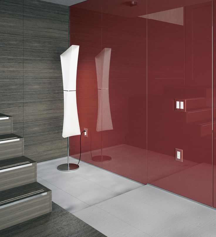 bendheims color coated glass in the pantone 2015 color of the year marsala - Glass Sheet Bathroom 2015