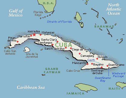 7 best west indies images on pinterest havana cuba places to map cuba google search gumiabroncs Images