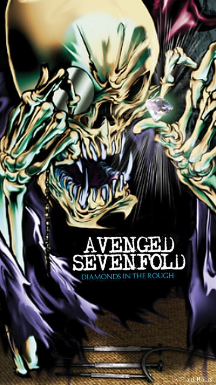 A7x 07 The Stage Wallpaper Avenged Sevenfold Wallpapers Avenged Sevenfold Stage Wallpaper