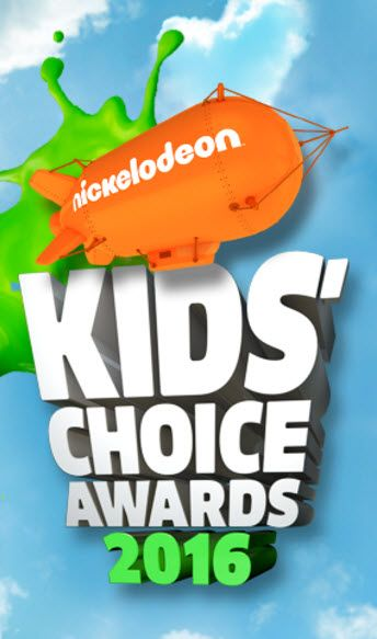 So cool to see this year's Nickelodeon Kids' Choice Awards nominations today (February 2, 2016)! Voting is open (click here to vote) and you can see the lis