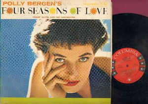 Polly Bergen - Polly Bergen's Four Seasons Of Love: buy LP, Album, Promo at Discogs