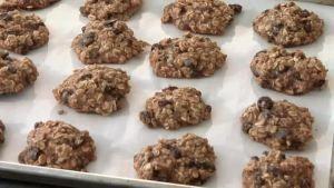 Pumpkin Oatmeal Cookies- 93calories or 2 WW Points plus
