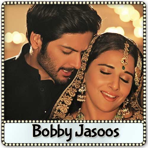 This Hindi karaoke song Tu (With Female Vocals) is from the Movie/Album Bobby Jasoos and is sung by Shreya Ghoshal, Papon. This is a performance quality karaoke song. Buy this Karaoke track form