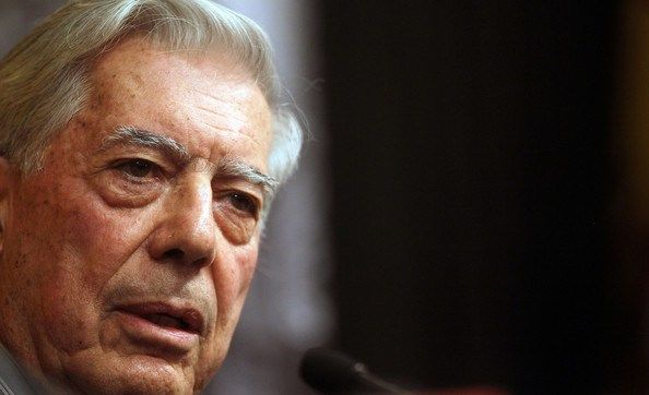 Cultura otorga a Mario Vargas Llosa Premio Internacional Pedro Henríquez Ureña 2016