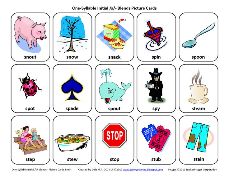 17+ best images about School SLP: Articulation/Phonology on ...