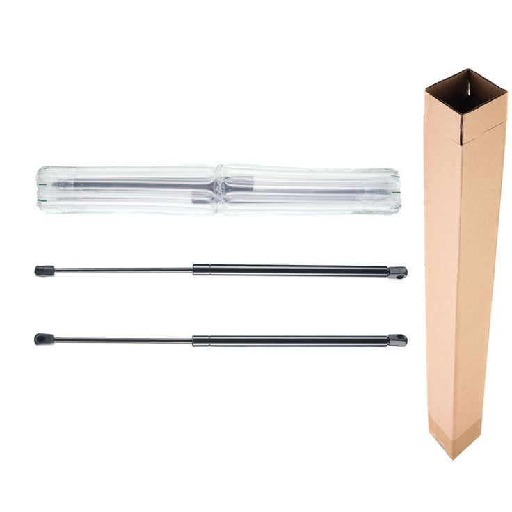2x tailgate rear hatch trunk boot lift supports shock gas