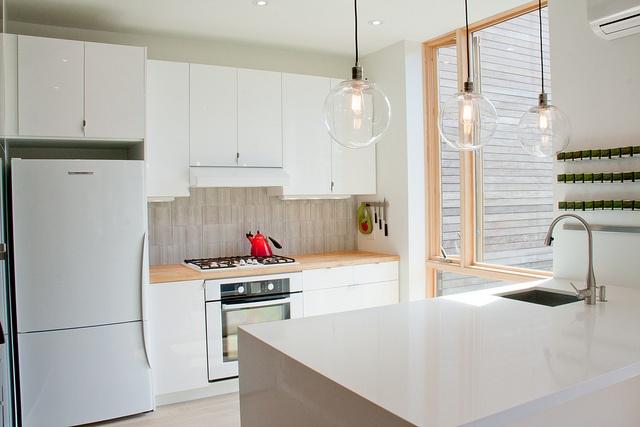 Garden Avenue Renovation - The Kitchen