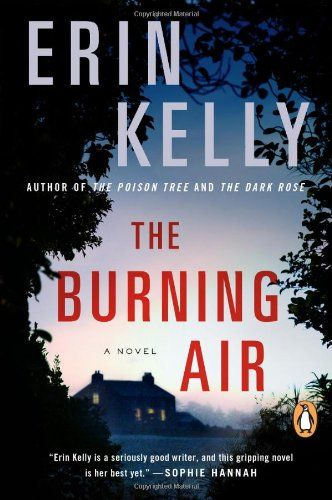 The Burning Air: A Novel by Erin Kelly