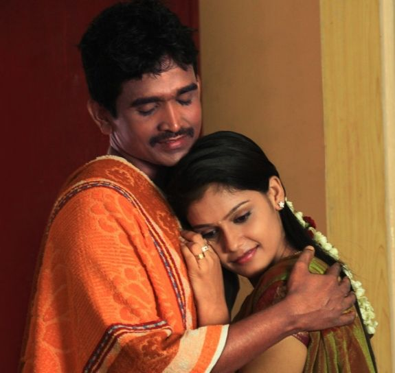 Still from the movie Saravanan Engira Surya